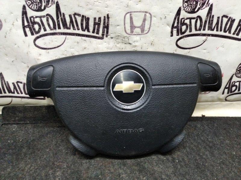 Подушка в руль Chevrolet Aveo T 250 F14D4 2008 (б/у)