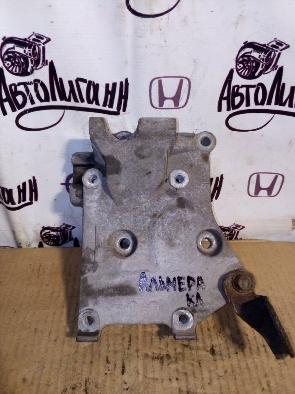 Кронштейн генератора Nissan Almera Classic 1.6 (б/у)