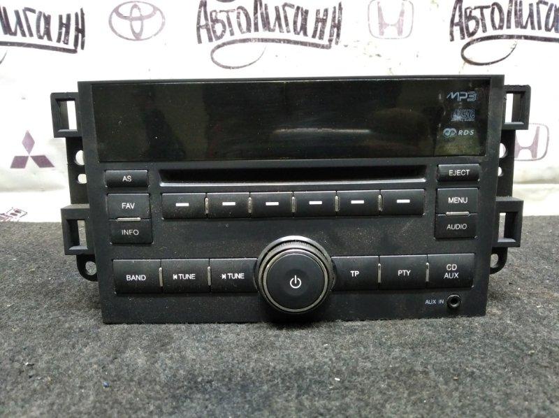 Магнитола Chevrolet Aveo T 250 B12S1 2008 (б/у)