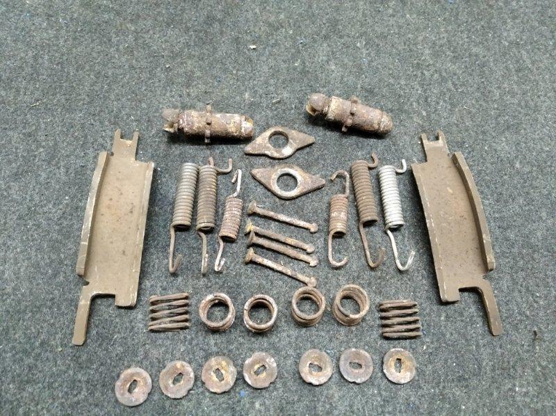 Механизм ручного тормоза Mitsubishi Pajero Sport 1 4D56 2008 (б/у)