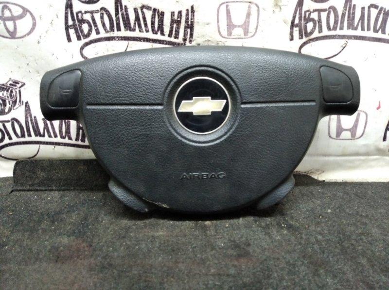 Подушка в руль Chevrolet Aveo T 250 B12S1 2008 (б/у)