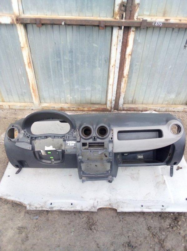 Торпеда Renault Sandero K7JA710 2010 (б/у)