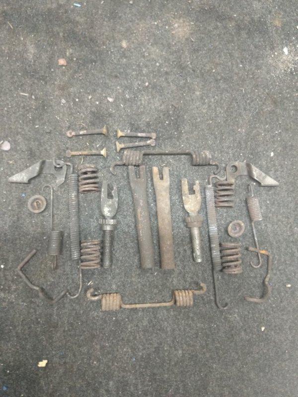 Механизм ручного тормоза Chevrolet Aveo T 250 2010 (б/у)