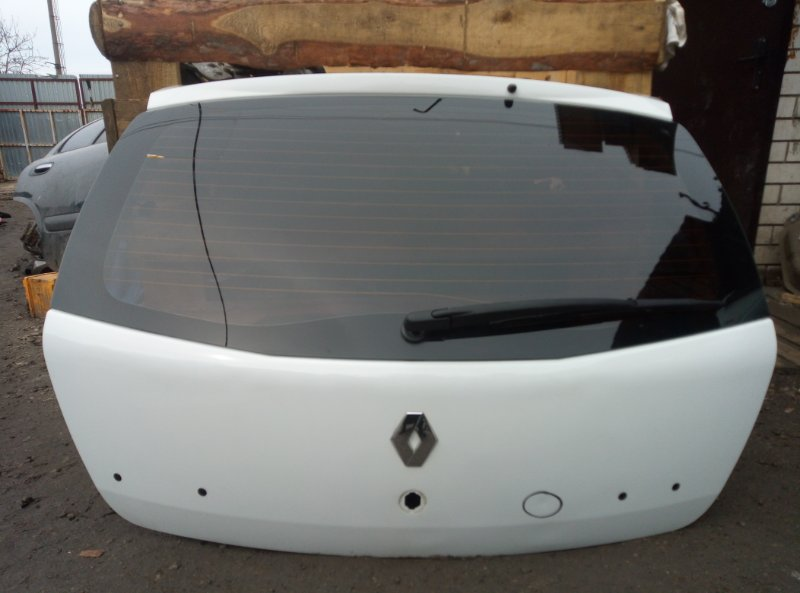 Крышка багажника Renault Sandero K7JA710 2010 (б/у)