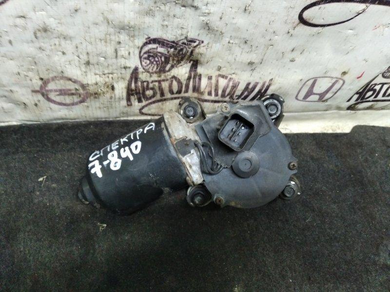 Мотор дворников Kia Spectra S6D 2008 передний (б/у)