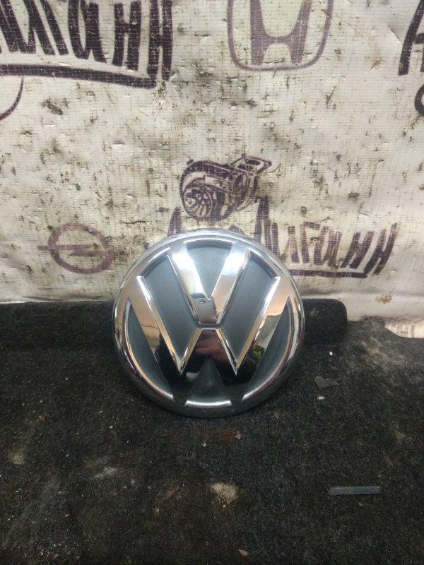 Эмблема Volkswagen Golf Plus 2013 (б/у)
