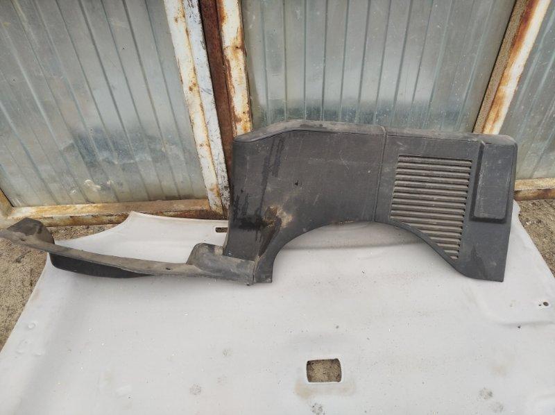 Обшивка багажника Citroen Berlingo DV6DTED 2013 задняя правая (б/у)