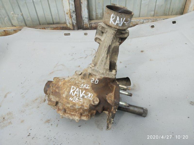 Раздатка Toyota Rav 4 Xa 20 1AZFE 2001 (б/у)