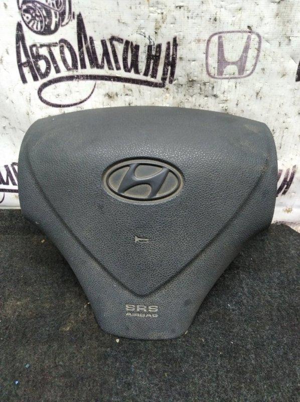 Подушка в руль Hyundai Getz G4EE 2008 (б/у)