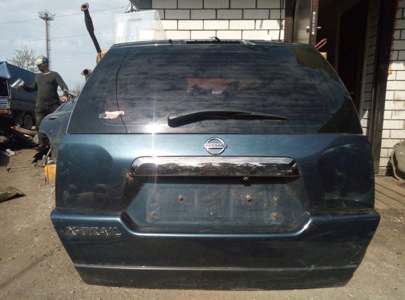 Крышка багажника Nissan X-Trail QR25 2012 (б/у)