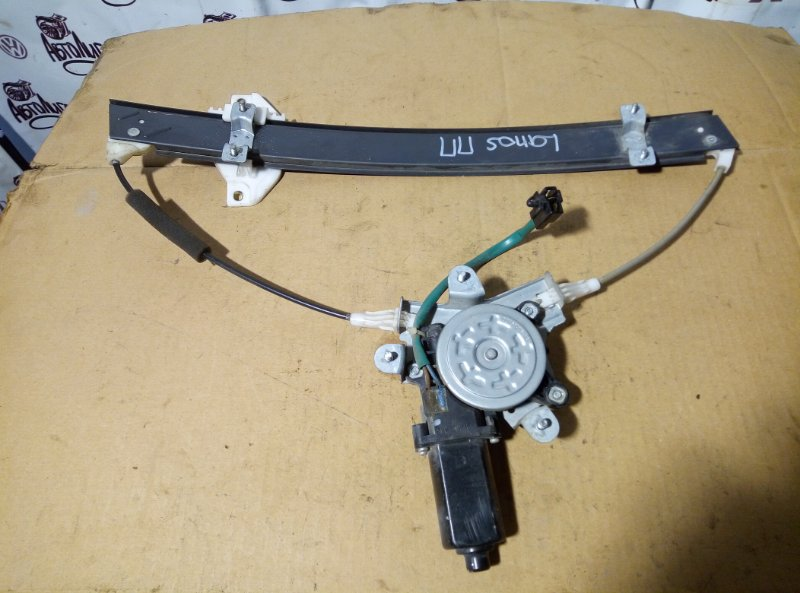 Стеклоподъемник Chevrolet Lanos передний правый (б/у)