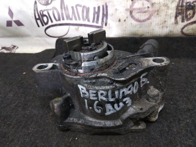 Вакуумный насос Citroen Berlingo DV6DTED 2013 (б/у)