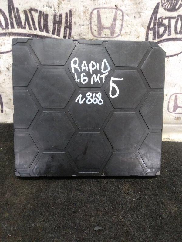 Блок комфорта Skoda Rapid CWV 2017 (б/у)