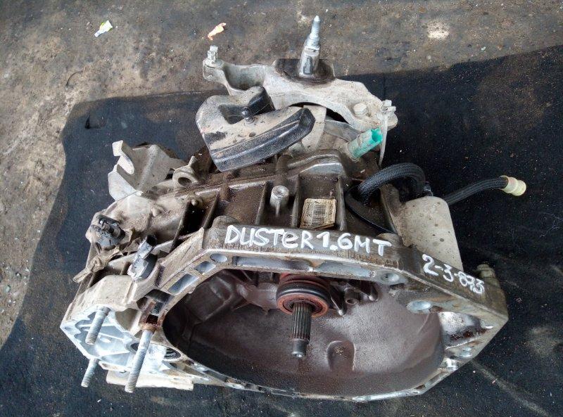 Мкпп Renault Duster K4MA606 2013 (б/у)