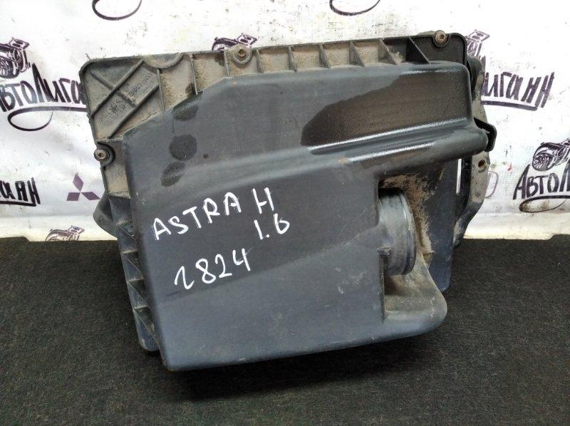 Корпус воздушного фильтра Opel Astra H СЕДАН Z16XER 2008 (б/у)