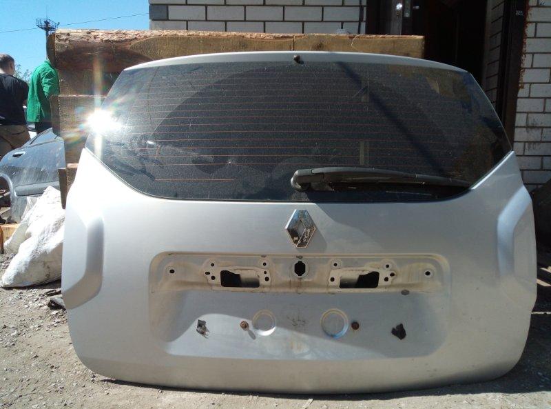 Крышка багажника Renault Duster K4MA606 2013 (б/у)