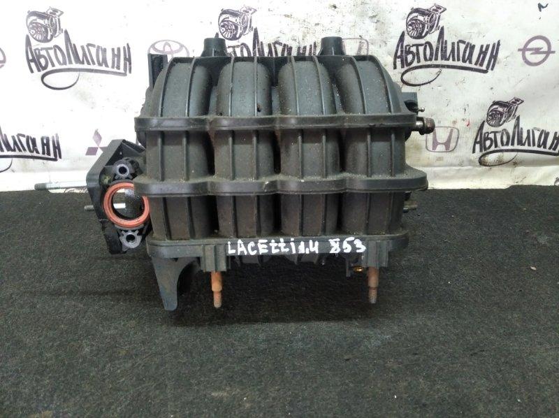 Коллектор впускной Chevrolet Lacetti СЕДАН F14D3 2012 (б/у)