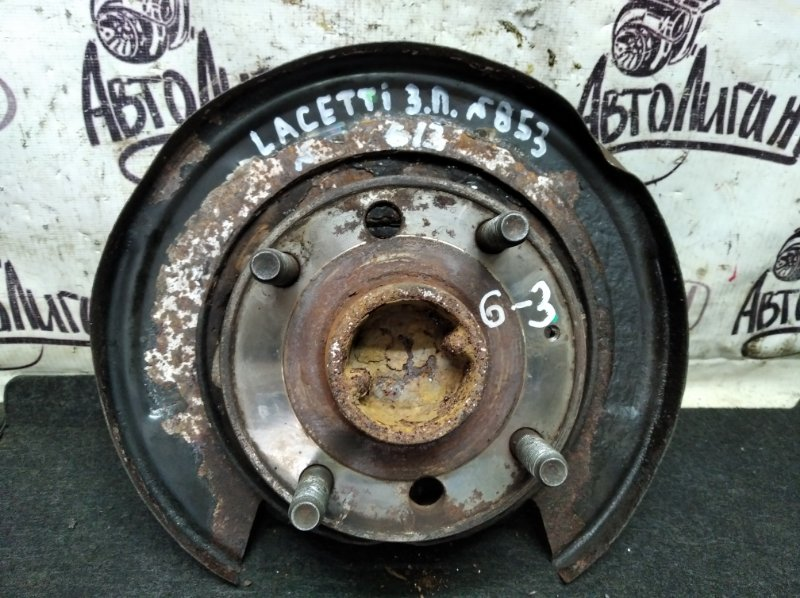 Ступица Chevrolet Lacetti СЕДАН F14D3 2012 задняя правая (б/у)
