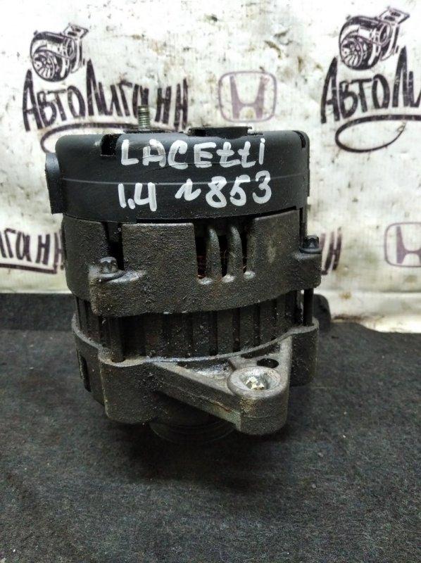 Генератор Chevrolet Lacetti СЕДАН F14D3 2012 (б/у)