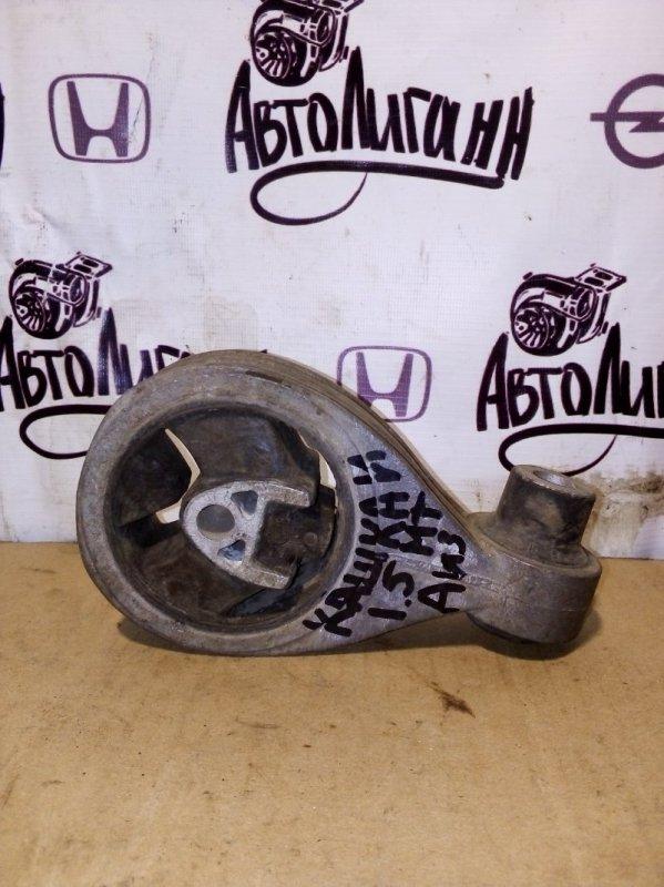 Подушка кпп Nissan Qashqai 1.5 ДИЗЕЛЬ 2009 (б/у)