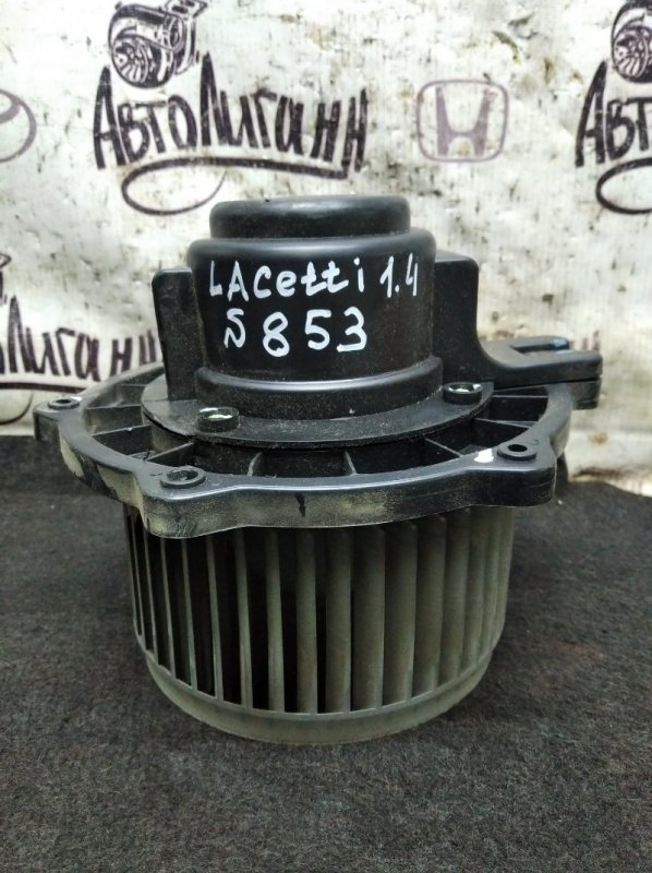 Моторчик печки Chevrolet Lacetti СЕДАН F14D3 2012 (б/у)