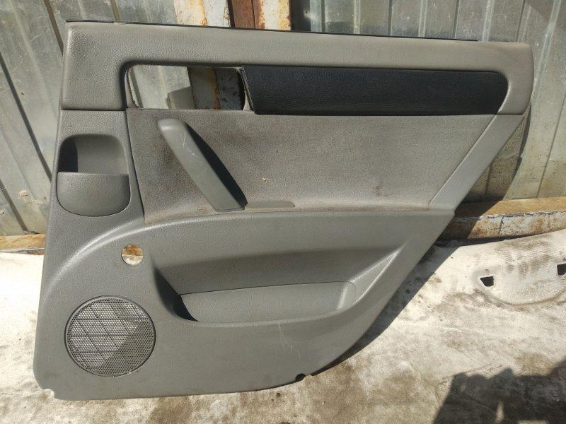 Обшивка двери Chevrolet Lacetti СЕДАН F14D3 2012 задняя правая (б/у)