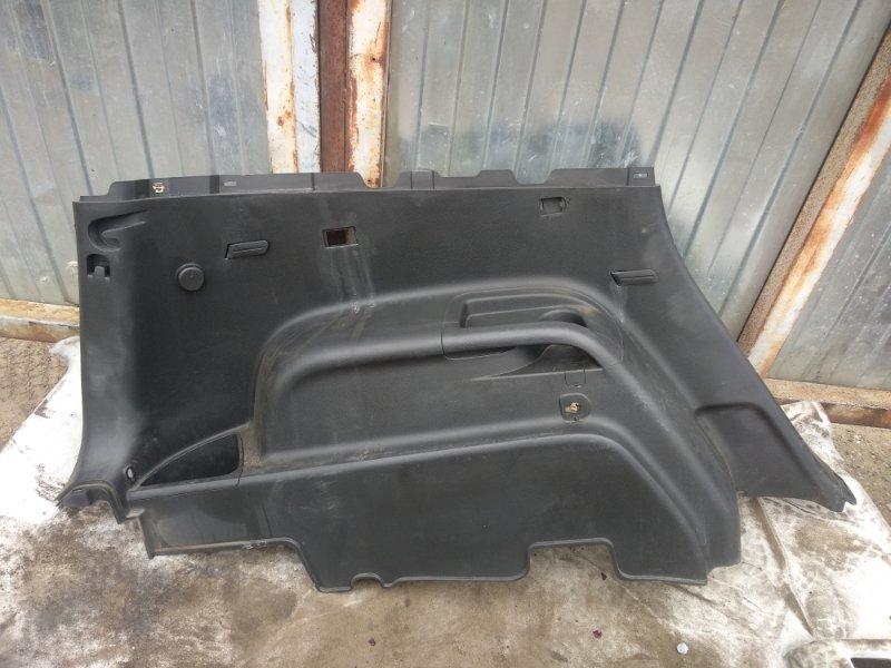 Обшивка багажника Chevrolet Orlando F18D4 2012 задняя левая (б/у)