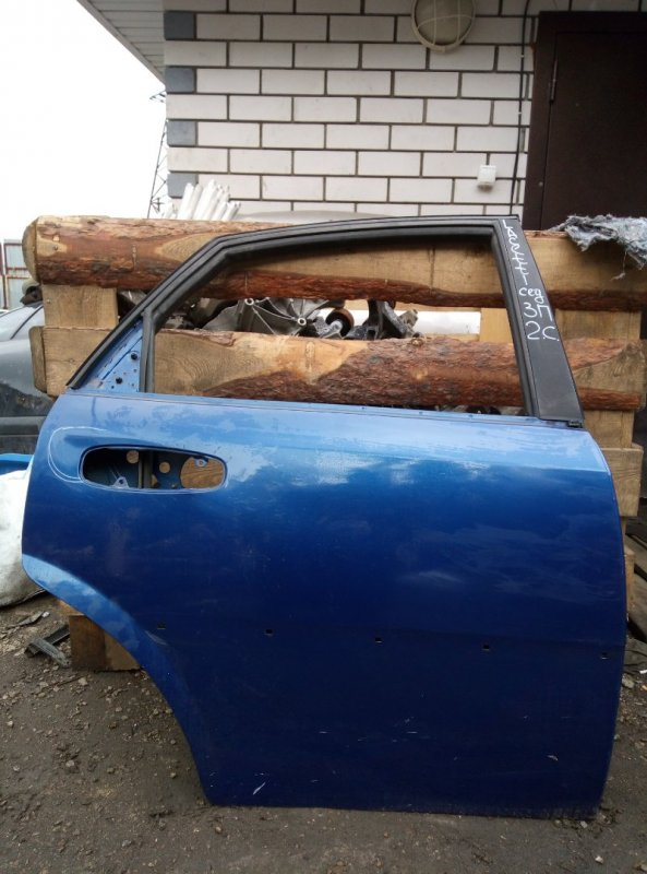 Дверь Chevrolet Lacetti СЕДАН F14D3 2012 задняя правая (б/у)