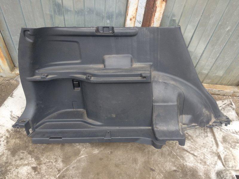 Обшивка багажника Honda Cr-V K24Z4 2008 задняя левая (б/у)