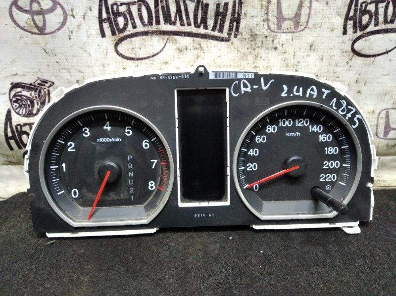 Щиток приборов Honda Cr-V K24Z4 2008 (б/у)