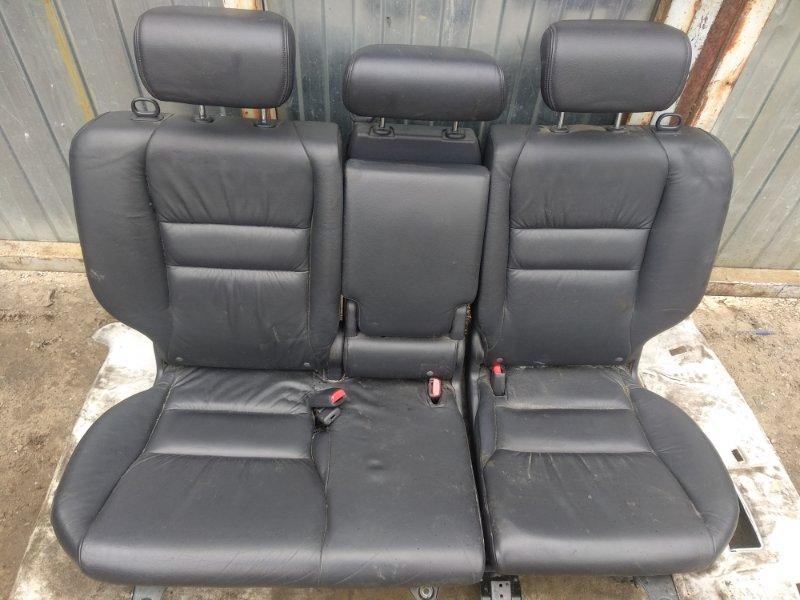 Сиденье Honda Cr-V K24Z4 2008 заднее (б/у)