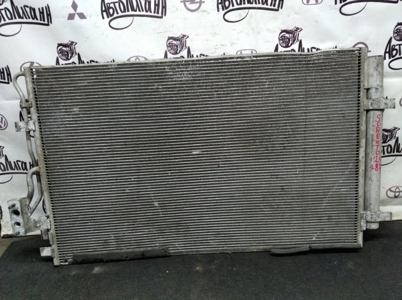 Радиатор кондиционера Kia Sorento G4KE 2012 (б/у)