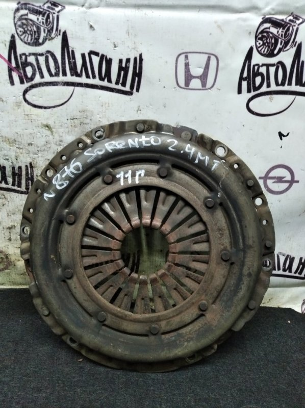Сцепление (комплект) Kia Sorento G4KE 2012 (б/у)
