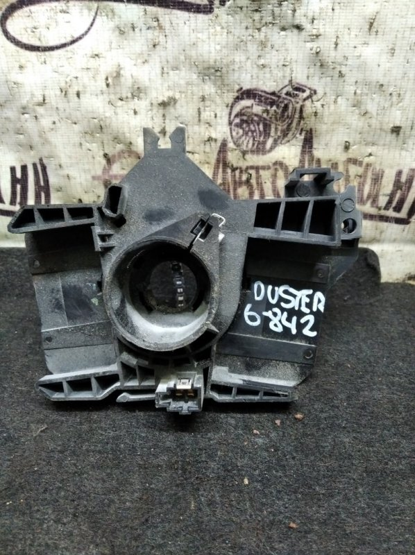 Шлейф подрулевой (улитка) Renault Duster K4M606 2013 (б/у)
