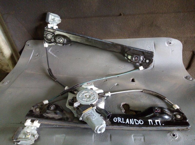 Стеклоподъемник Chevrolet Orlando передний правый (б/у)