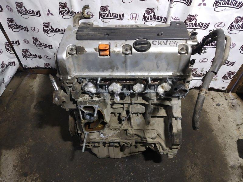 Двигатель Honda Cr-V K24Z4 2008 (б/у)