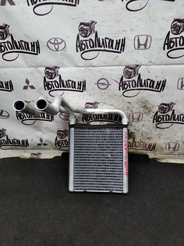 Радиатор печки Hyundai Solaris ХЭТЧБЕК G4FC 2013 (б/у)