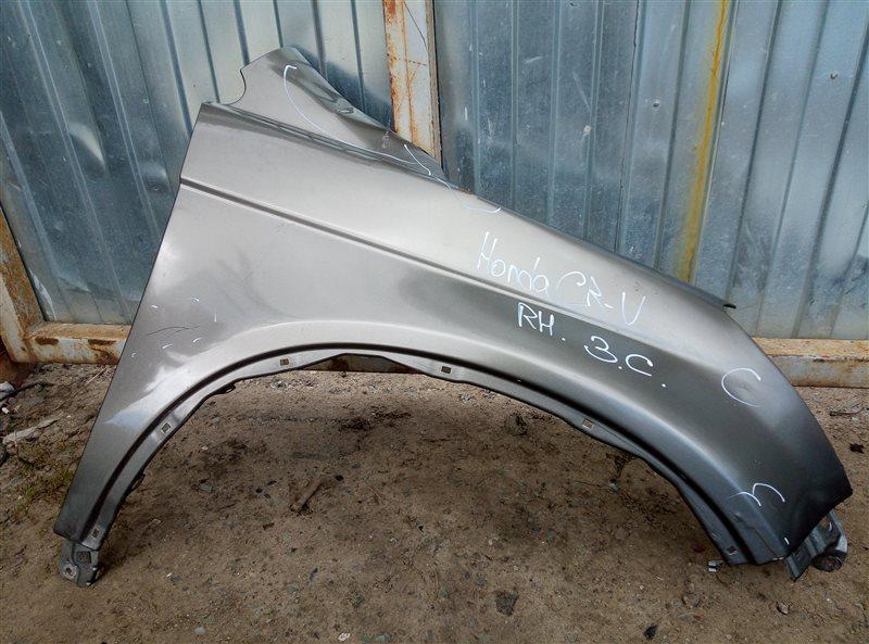 Крыло Honda Cr-V K24Z4 2008 правое (б/у)