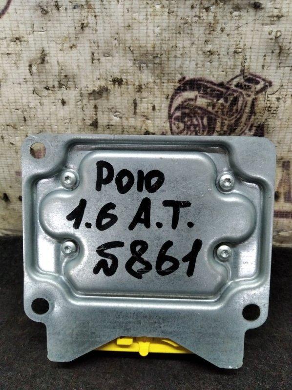 Блок srs Volkswagen Polo СЕДАН CFN 2012 (б/у)