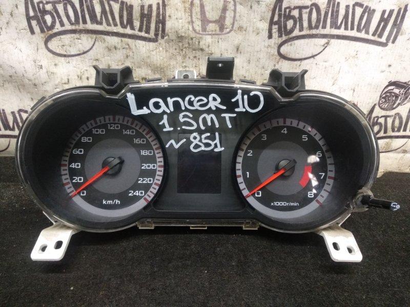Щиток приборов Mitsubishi Lancer 10 (б/у)