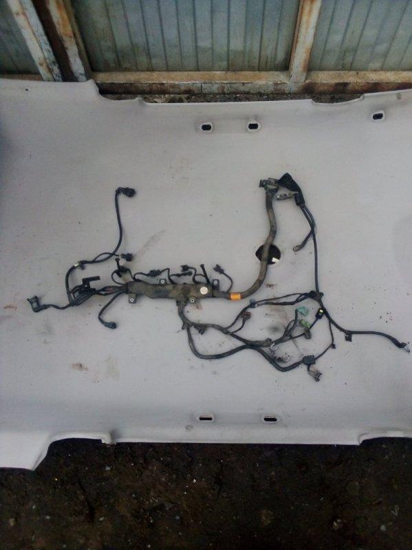 Проводка двигателя Ssang Yong Kyron D20DT 2010 (б/у)
