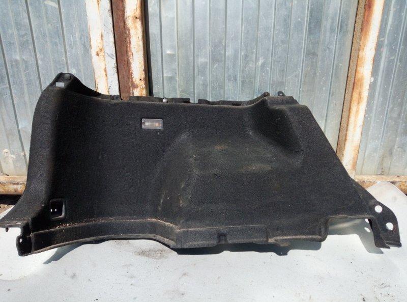 Обшивка багажника Kia Ceed УНИВЕРСАЛ G4FC 2010 (б/у)