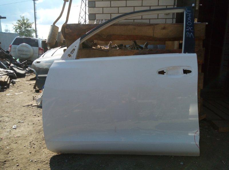 Дверь Toyota Land Cruiser Prado 150 передняя левая (б/у)