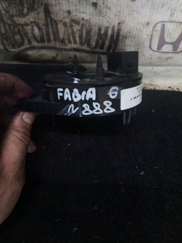 Шлейф подрулевой (улитка) Skoda Fabia BXW 2009 (б/у)
