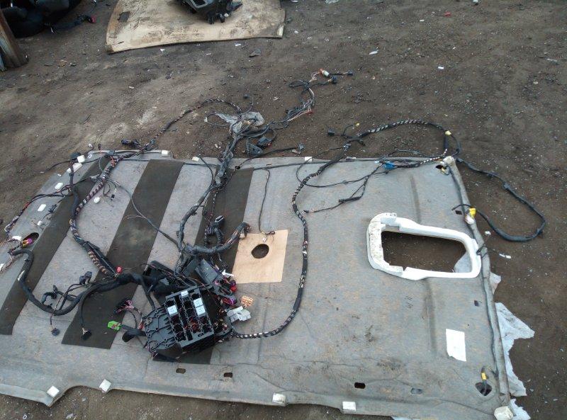 Проводка салона Skoda Fabia BXW 2009 (б/у)