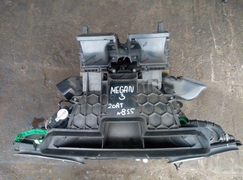 Корпус печки Renault Megane 3 КУПЕ M4RF713 2010 (б/у)