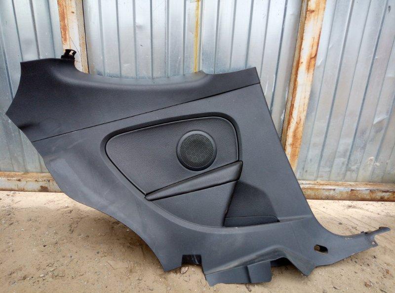 Обшивка багажника Renault Megane 3 КУПЕ M4RF713 2010 левая (б/у)