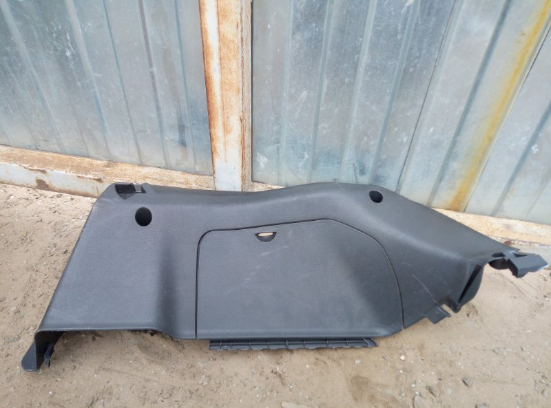 Обшивка багажника Renault Megane 3 КУПЕ M4RF713 2010 правая (б/у)