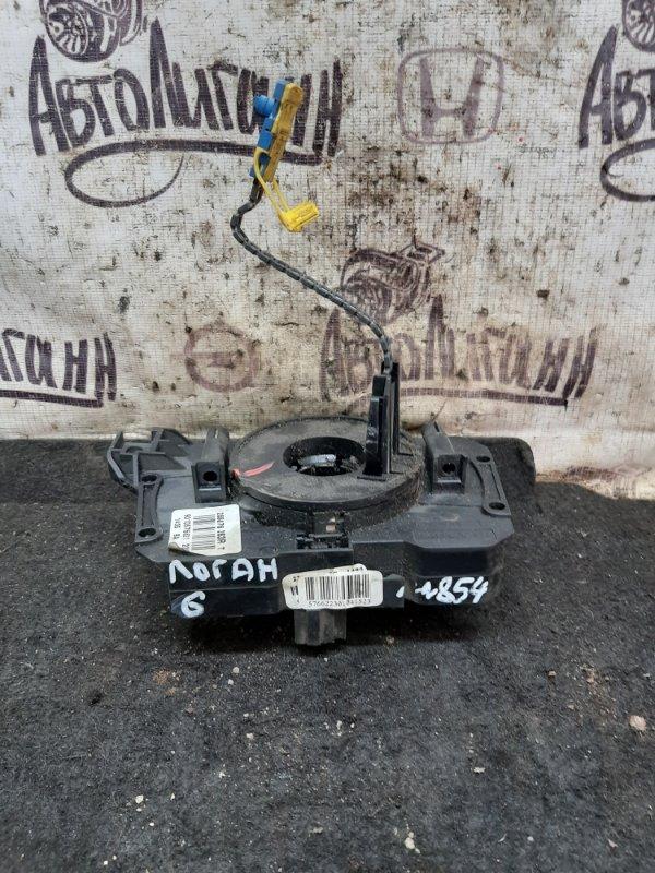 Шлейф подрулевой (улитка) Renault Logan K7MF710 2014 (б/у)