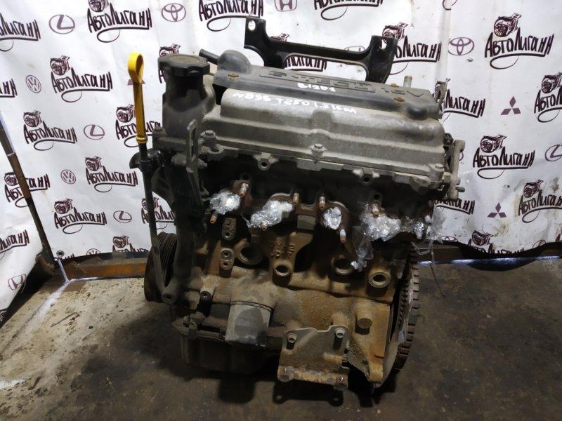 Двигатель Chevrolet Aveo T 250 B12D1 2009 (б/у)